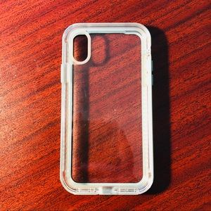 Accessories - LIFEPROOF iPhone X case